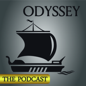 Image result for odyssey the podcast